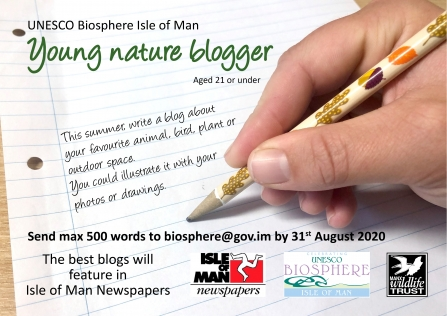 Young Nature Blogger 2020