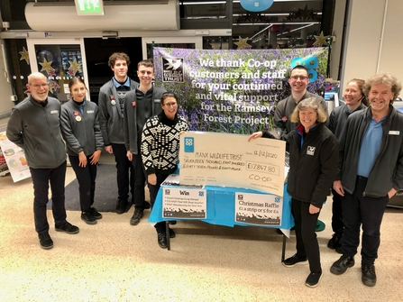 Coop cheque signing